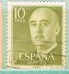 Sellos de Europa - España -  F.Franco (85)