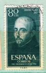 Sellos de Europa - España -  S.Ignacio Loyola (91)