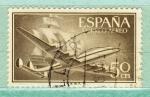 Sellos del Mundo : Europa : España : Nao Sta Maria (127)