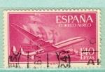Stamps : Europe : Spain :  Nao Sta Maria (138)