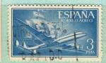 Sellos de Europa - España -  Nao Sta Maria (175)
