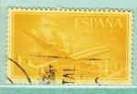 Stamps : Europe : Spain :  Nao Sta Maria (180)
