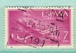 Stamps : Europe : Spain :  Nao Sta Maria (189)
