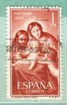 Sellos de Europa - España -  Navidad (217)