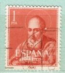 Sellos del Mundo : Europa : España : Juan de Ribera (252)