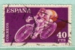Stamps : Europe : Spain :  Deportes (254)