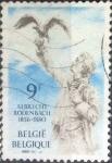 Stamps Belgium -  Scott#1062 , intercambio 0,25 usd. 9 fr. , 1980