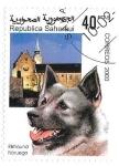 Sellos de Africa - Marruecos -  perros