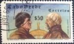 Stamps : Africa : Cape_Verde :  Scott#280 , intercambio 0,20 usd , 0,50 $ , 1952