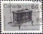 sellos de America - Canadá -  Scott#932 , intercambio 0,40 usd , 64 cents. , 1983