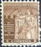 Sellos de America - Cuba -  Scott#RA8 , intercambio 0,20 usd. , 1 cents. , 1943