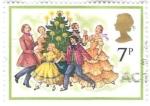 de Europa - Reino Unido -  navidad
