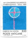 Stamps : Europe : Vatican_City :  congreso