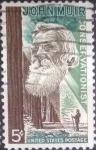 sello : America : Estados_Unidos : Scott#1245 , intercambio 0,20 usd , 5 cents. , 1964
