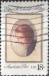 sello : America : Estados_Unidos : Scott#1926 , intercambio 0,20 usd , 18 cents. , 1981