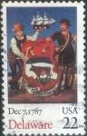 sello : America : Estados_Unidos : Scott#2336 , intercambio 0,20 usd , 22 cents. , 1987