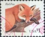 Stamps America - United States -  Scott#3036 , intercambio 0,50 usd , 1 dólar , 1998