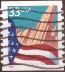 Stamps America - United States -  Scott#3280 , intercambio 0,20 usd ,33 cents. , 1999