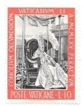 Sellos de Europa - Vaticano -  Concilio Vaticano II