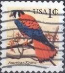 sellos de America - Estados Unidos -  Scott#3031 , intercambio 0,20 usd , 1 cents. , 1999