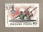 Sellos de Europa - Hungría -  Olimpiadas Moscú