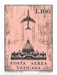Sellos de Europa - Vaticano -  Correo aéreo