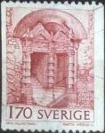 Stamps Sweden -  Scott#1236 , intercambio 0,65 usd , 1,70 krona , 1978
