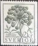 Sellos de Europa - Suecia -  Scott#1490 , intercambio 0,20 usd , 2 krona , 1984