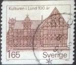Stamps Europe - Sweden -  Scott#1408 , intercambio 0,20 usd , 1,65 krona , 1982