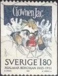 Stamps Europe - Sweden -  Scott#1471 , intercambio 0,20 usd , 1,80 krona , 1983