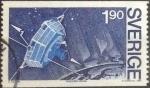 Stamps Europe - Sweden -  Scott#1514 , intercambio 0,30 usd , 1,90 krona , 1984