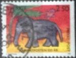 Stamps : Europe : Sweden :  Scott#1952 , intercambio 0,25 usd , 2,50 krona , 1992