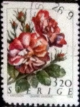 Stamps : Europe : Sweden :  Scott#2075 , intercambio 0,45 usd , 3,20 krona , 1994