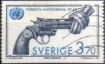 Stamps : Europe : Sweden :  Scott#2132 , intercambio 0,35 usd , 3,70 krona , 1995