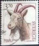Stamps : Europe : Sweden :  Scott#2050 , intercambio 0,30 usd , 3,70 krona , 1995