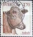 Stamps : Europe : Sweden :  Scott#2049 , intercambio 0,30 usd , 3,70 krona , 1995