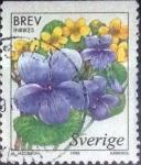 Stamps : Europe : Sweden :  Scott#2279 , intercambio 0,35 usd , Brev , 1998