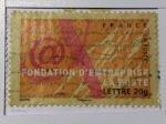 sellos de Europa - Francia -  Fondation D¨Entrepraise  la Poste