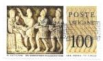 Sellos de Europa - Vaticano -  museo vaticano