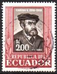 de America - Ecuador -  400th  ANIVERSARIO  DE  LA  MUERTE  DE  CARLOS V