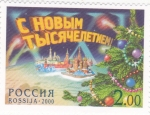 Stamps Europe - Russia -  NAVIDAD