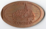 monedas del Mundo : Europa : Eslovenia :  BLED
