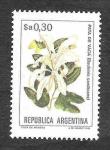 Sellos del Mundo : America : Argentina : 1525 - Pata de Vaca