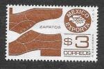 Sellos de America - México -  1118 - México Exporta