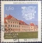 Sellos del Mundo : Europa : Croacia : Scott#xxxx , intercambio 0,80 usd. , 1,60 kuna , 2013