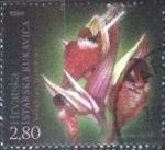 Stamps : Europe : Croatia :  Scott#xxxx , dm1g2 intercambio 1,40 usd. , 2,80 kuna , 2014
