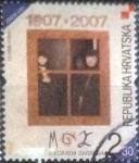 Stamps : Europe : Croatia :  Scott#654 , intercambio 0,85 usd. , 2,30 kuna , 2007