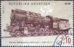 Sellos del Mundo : Europa : Croacia : Scott#850a , intercambio 2,50 usd. , 7,10 kuna , 2012
