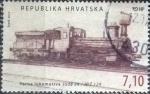 Sellos del Mundo : Europa : Croacia : Scott#850b , intercambio 2,50 usd. , 7,10 kuna , 2012
