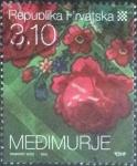 Stamps : Europe : Croatia :  Scott#759 , intercambo 1,60 usd. , 3,10 kuna , 2010